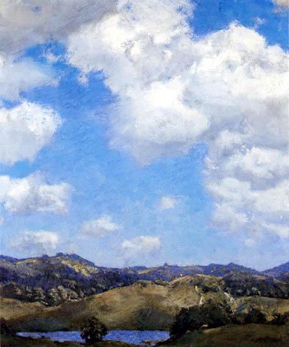 Charles Harold Davis - Sky