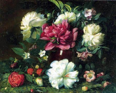 Joseph Decker - Blumenstilleben