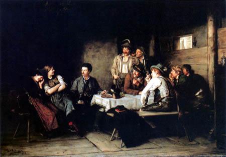 Franz von Defregger - Der Salontiroler