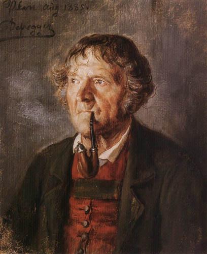 Franz von Defregger - Egger Lenz