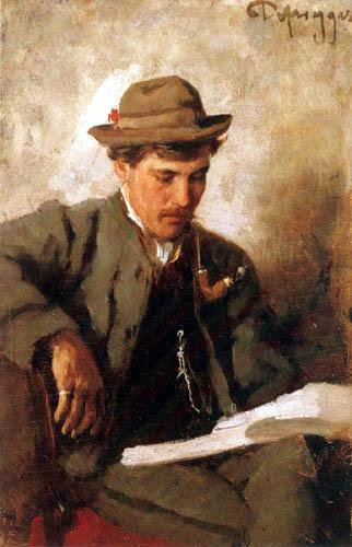 Franz von Defregger - Reader