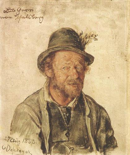Franz von Defregger - Lub Gore von Iselsberg