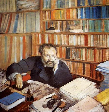 Edgar (Hilaire Germain) Degas (de Gas) - Edmond Duranty