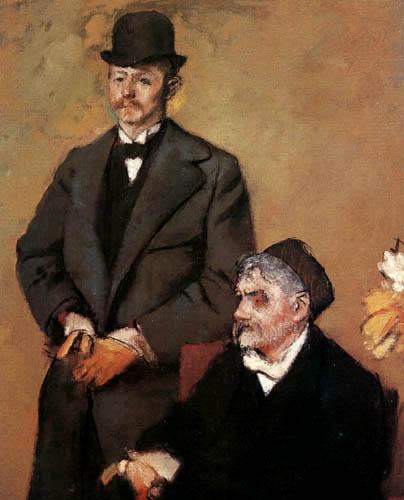 Edgar (Hilaire Germain) Degas (de Gas) - Henri Ruart und Sohn Alexis
