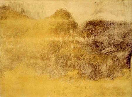 Edgar (Hilaire Germain) Degas (de Gas) - Herbststimmung im Gebirge