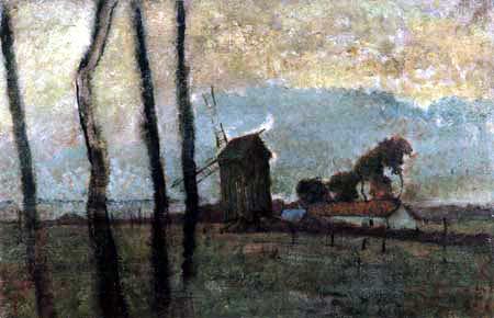 Edgar (Hilaire Germain) Degas (de Gas) - Saint-Valéry-sur-Somme