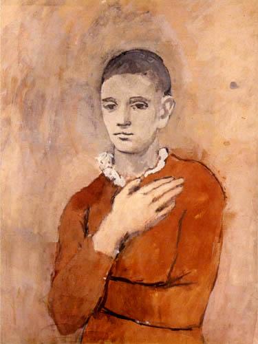 Edgar (Hilaire Germain) Degas (de Gas) - Porträt