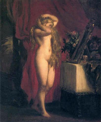 Eugene Delacroix - Die Morgentoilette