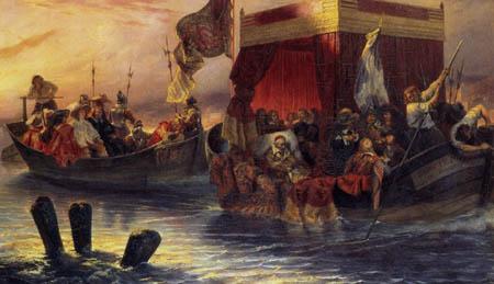 Paul Delaroche - Cardinal Richelieu