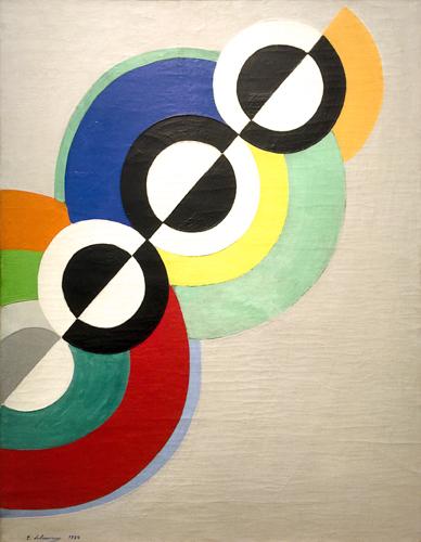 Robert Delaunay - Rythme sans fin