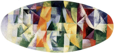 Robert Delaunay - Windows open simultaneously