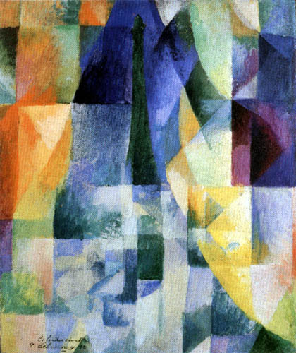 Robert Delaunay - The Windows simultaneous 2