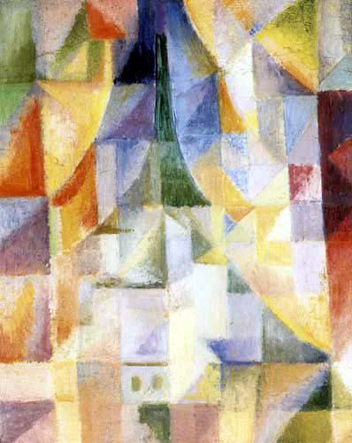 Robert Delaunay - The Window