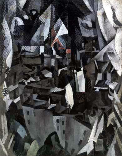 Robert Delaunay - The City 2
