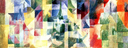 Robert Delaunay - Windows in three parts