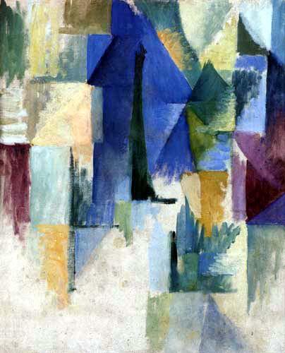Robert Delaunay - The Windows