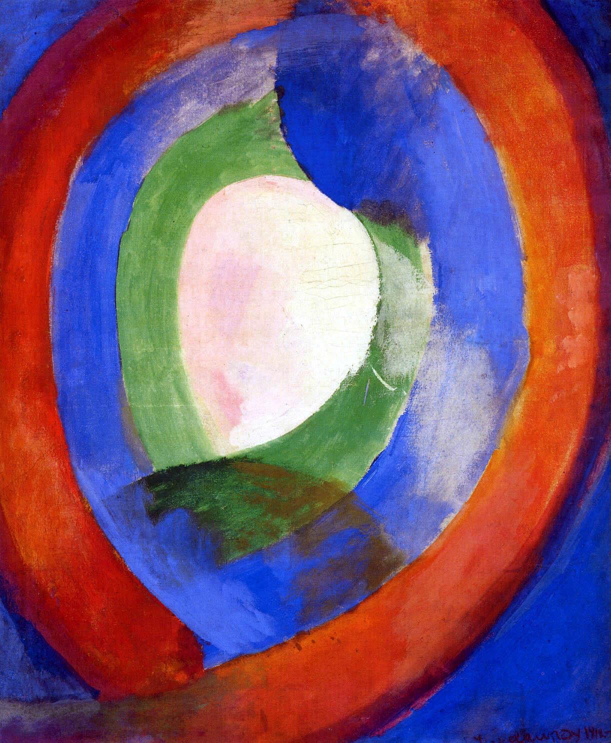 Robert Delaunay - Kreisformen I