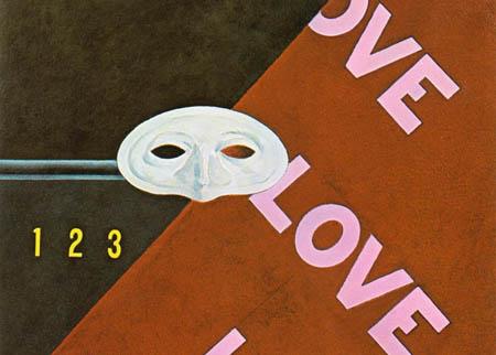 Charles Demuth - Love Love Love