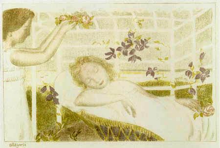 Maurice Denis - Allegorie auf die Liebe