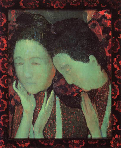Maurice Denis - Die zwei Schwestern