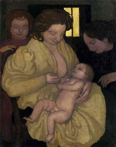Maurice Denis - Maternity