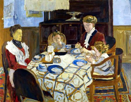 August Deusser - Die Familie Deusser