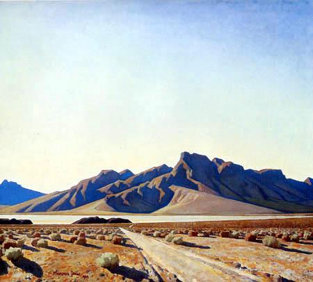 Maynard Dixon - Desert Southwest