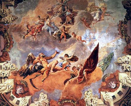 Gaspare Diziani - Allegory