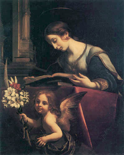Carlo Dolci - St. Katarina