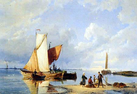 Pieter Christian Dommersen - Sorting the nets