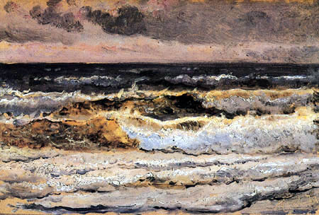 Holger Drachmann - The Sea
