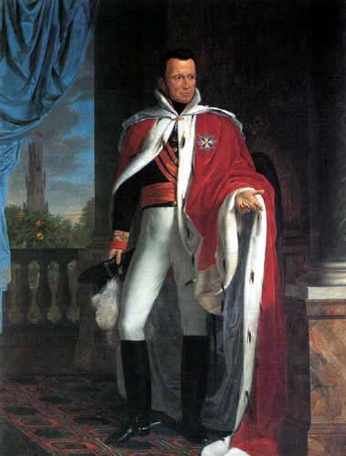 Joseph-François Ducq - König William I.
