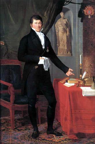 Joseph-François Ducq - Baron Charles-Louis de Keverberg