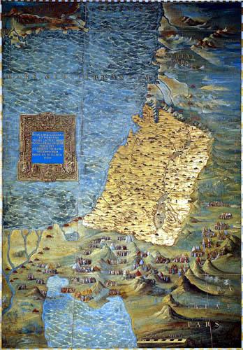 Etienne Dupérac - Palästina