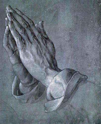 Albrecht Dürer - Mains de Prière