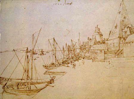 Albrecht Dürer - Havre de Anvers