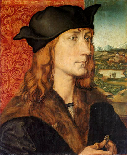Albrecht Dürer - Portrait of Hans Tucher