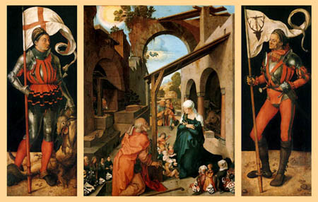 Albrecht Dürer - The Paumgartner-Altar