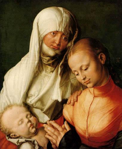 Albrecht Dürer - St. Anna