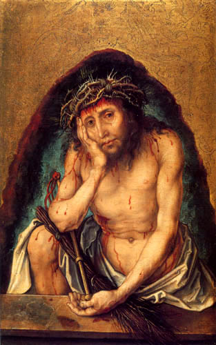 Albrecht Dürer - Man of Sorrows