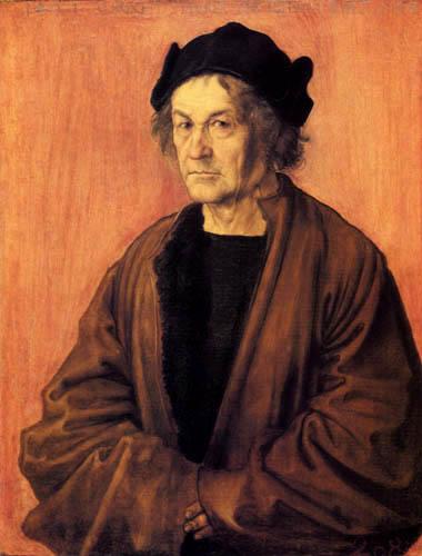 Albrecht Dürer - Bildnis des Vaters