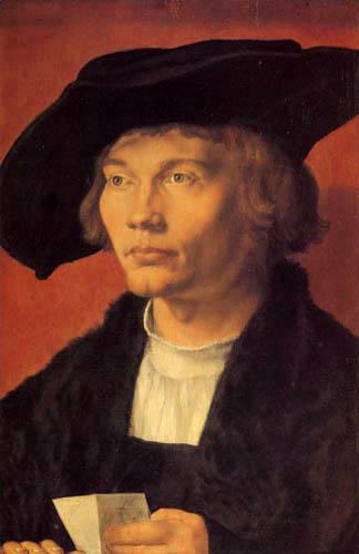 Albrecht Dürer - Portrait of Bernhard of Reesen
