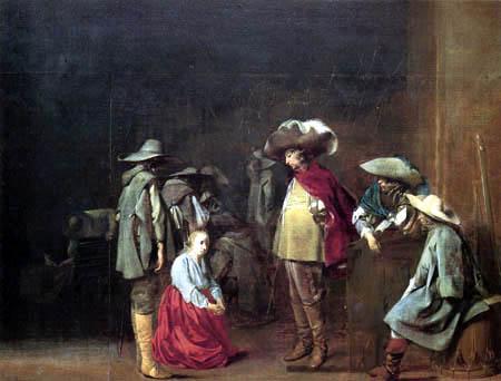 Willem Cornelisz. Duyster - Marauders