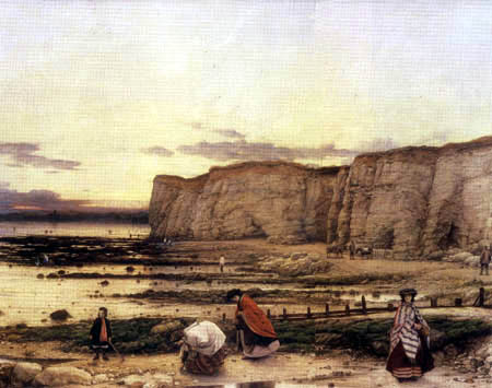 William Dyce - Pegwell Bay, Kent