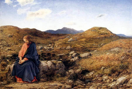 William Dyce - Man of Sorrows