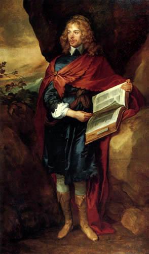 Sir  Anthonis van Dyck - Sir John Suckling