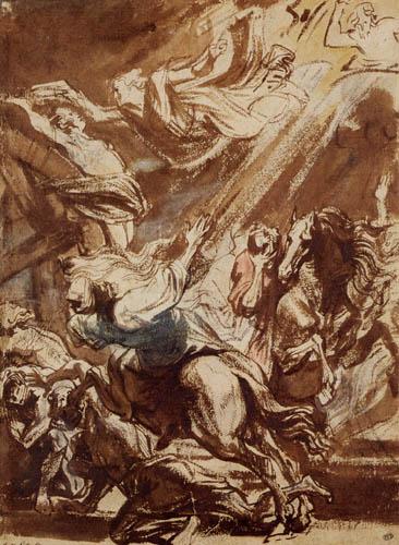Sir  Anthonis van Dyck - The Martyrdom of Saint Catherine