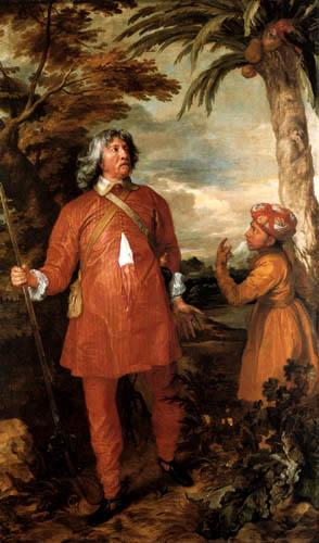 Sir  Anthonis van Dyck - William Feidling, Earl of Denbigh