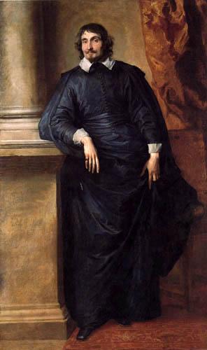 Sir  Anthonis van Dyck - Cesare Alessandro Scaglia di Verrua