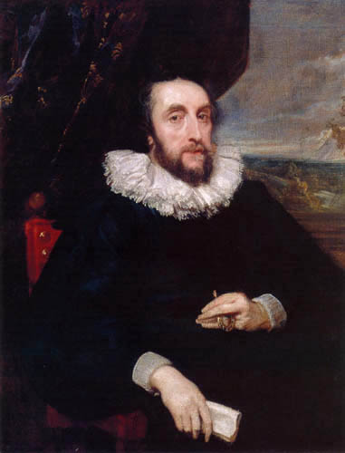 Sir  Anthonis van Dyck - Thomas Howard, Graf von Arundel